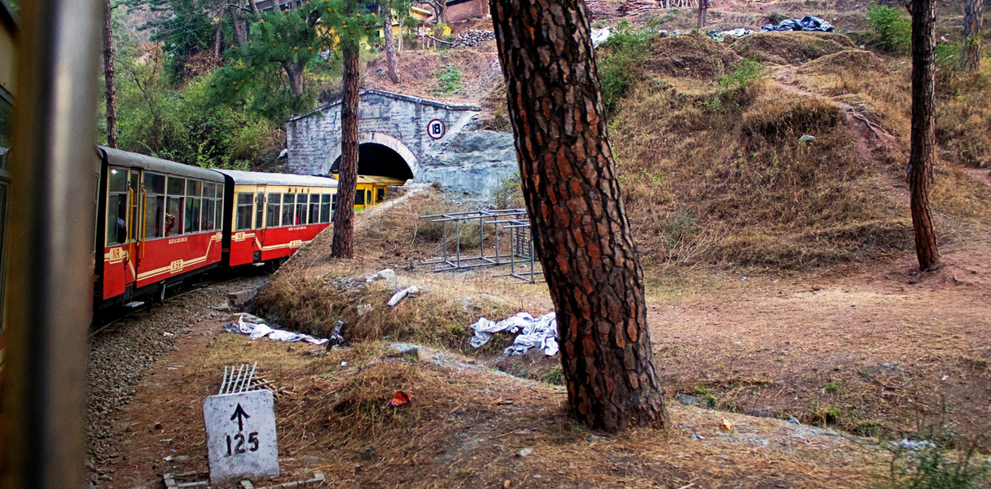 6 Reasons to Take the Toy Train to Shimla | Offroads India